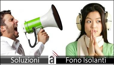 Fono isolanti acusticaITALIA